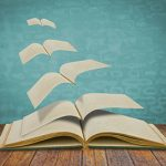 story-book-pages-flying